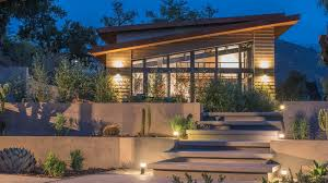 home of the day a modern oasis in santa barbara la times