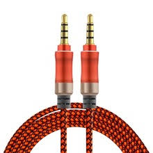 aliexpress buy hot gold plated 5mm 3 5mm tungsten orange computer speakers reviews online shopping orange computer