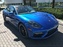 porsche panamera interior 2018 2018 new porsche panamera turbo awd at porsche west broward