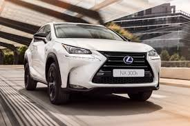 youtube lexus nx 300h lexus nx sport edition debuts at paris motor show