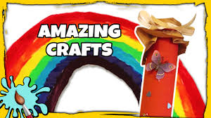 amazing arts and crafts collection 3 easy diy tutorials kids