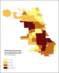 Chicago Community Area Map by Are Little Village Youth Gangbanging For Mexican Cartels El