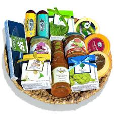 Food Gift Delivery Meat Gift Baskets Free Shipping Cheese And International Delivery
