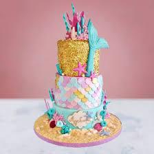 mermaid birthday cake mermaid birthday cake