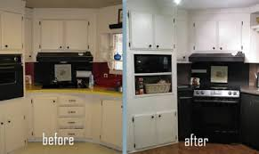 Affordable Mobile Home Kitchen Remodel - Mobile homes kitchen designs