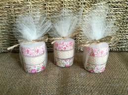 rustic bridal shower favors rustic wedding favor tea light candles 2251231 weddbook