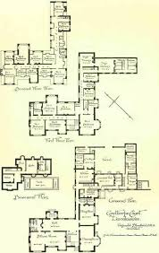 Large Country House Plans Large Country Houses Continued
