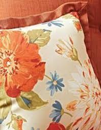 Orange Wicker Patio Furniture - loveseat glider brown wicker steel frame orange cushions patio