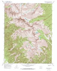Map Of Colorado 14ers by Crestone Peak Topographic Map Co Usgs Topo Quad 37105h5