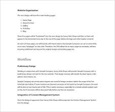 website proposal template proposal template u2013 140 free word pdf