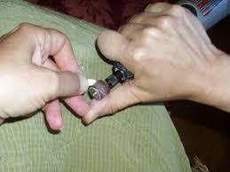 houndstooth u0026 nail nail demo right