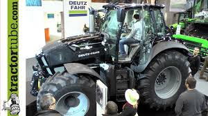 first lamborghini tractor sima 2015 sdf lamborghini hürlimann deutz fahr 9340 ttv