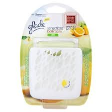 Bathroom Air Fresheners Product Glade Sensations Bathroom Lavender Gel Air Freshener 1