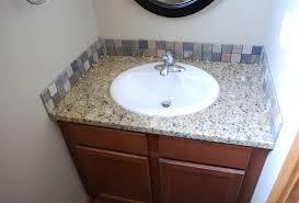 shower backsplash tile white finish stained wooden frame