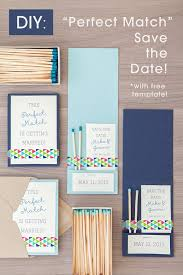 Diy Save The Dates Learn How To Diy These Chic