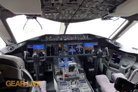 747 Dreamliner Interior Boeing 787 Cockpit Wallpaper Wallpapersafari