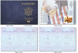 28 images of us passport card template infovia net