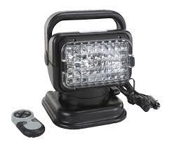 Remote Control Landscape Lighting by Golight Radioray Gl 7951 F Wireless Remote Controlled Flood Light