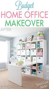Craft Room Office - craft room inspiration from pinterest all things heart and home