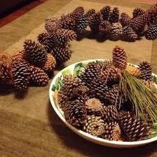 pinecone garland how to make a garland with pinecones bob vila