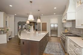 different color cabinets for kitchen mixing cabinet colors in the kitchen