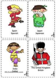 countries and nationalities worksheet 7 pomysły do domu