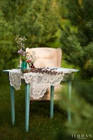 wedding signing outdoor ceremony forest wedding signing table registry pop up