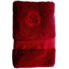 Bathroom Towel Sets by Embroidered Monogrammed Embossed Bath Towel Sets