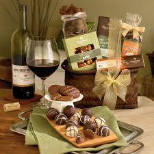 wine and chocolate gift basket valentines day gift ideas chocolate gift baskets and more