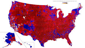 Can I See A Map Of The United States by Creating A National Precinct Map U2013 Decision Desk Hq