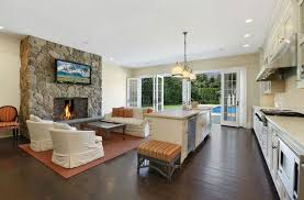 kitchen living ideas top kitchen living room combo design 37 for your furniture home