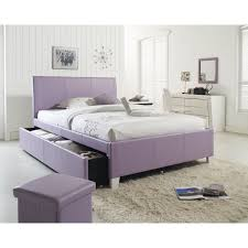 Daybed With Headboard by Bedroom Purple Daybeds With Pop Up Trundle With Decorative