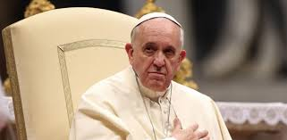 pope francis faces church divided over doctrine global poll of