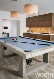 modern billiard table 23 best modern stainless steel pool tables images on pinterest