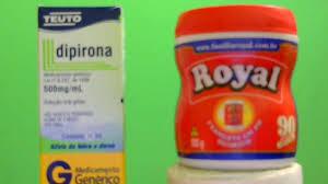 Famosos Como acabar com a dor de dente usando Pó Royal ou Dipirona pura em  &XZ43
