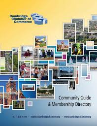 cambridge community guide u0026 membership directory by atlantic
