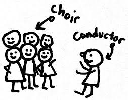 choir clip art images illustrations photos