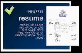 Free Resume Builders Online by Resume Builder Online Resume Builder