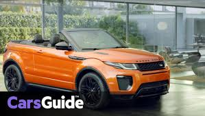 convertible land rover cost 2016 range rover evoque convertible new car sales price car