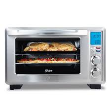 Oster Extra Large Toaster Oven Appliance Cool Modern Toaster Ovens Walmart With Stylish Control