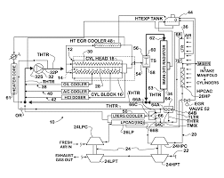 kennedy compound floor plan patent us8146542 adaptive egr cooling system google patents