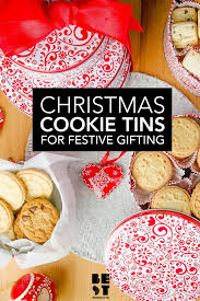 10 best cookie tins for christmas 2017 decorative tins for