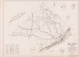 Highway Map General Highway Map Comal County Texas The Portal To Texas History