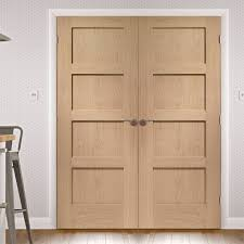 Solid Wood Interior French Doors Prehung Interior French Doors
