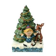 rudolph red nosed reindeer santa claus heartwood