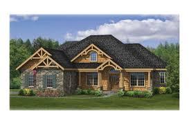 craftsman house plan eplans craftsman house plan comfortable craftsman ranch with