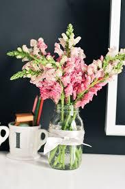 Mason Jar Floral Centerpieces Mason Jar Flower Arrangements Mason Jars Also Make Fabulous