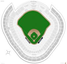 Angel Stadium Seating Map New York Yankees Seating Guide Yankee Stadium Rateyourseats Com