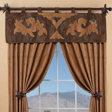 Valance Curtains For Living Room Best 25 Southwestern Window Treatments Ideas On Pinterest
