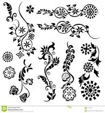 decorative ornament stock image image 625751